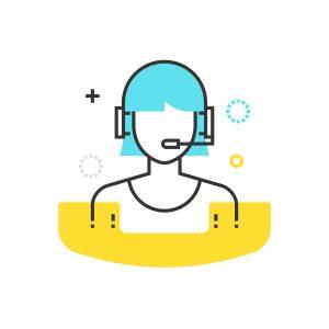 customer service - Banking digital