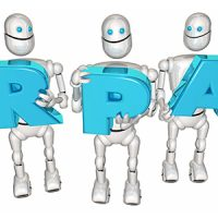 Artificial robotic process