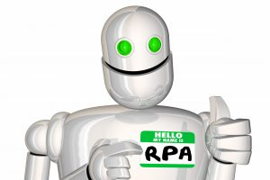 PRA - Robotic Process automation