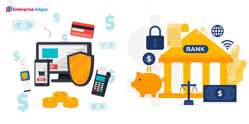 Virtual Banking Concept