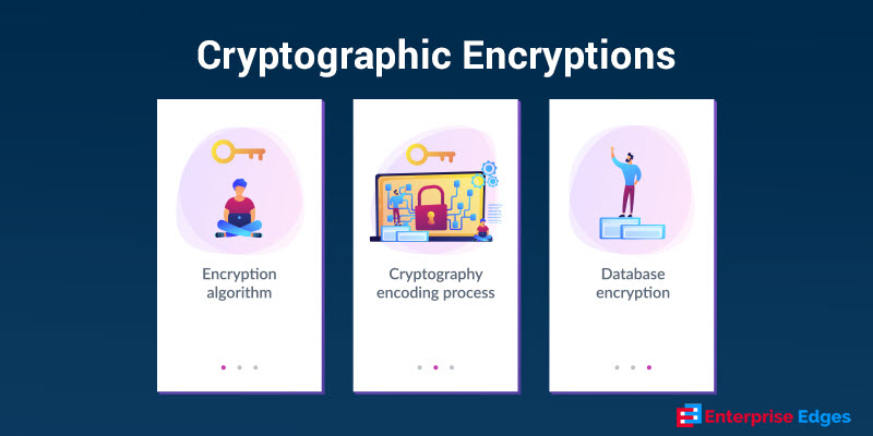cryptographic encryptions