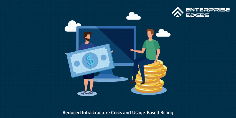 Reduced Infrastructure Costs and Usage-Based Billing